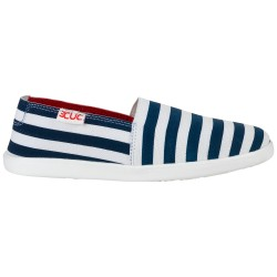 Hey Dude Shoes CAPRI E-BANDS STRIPES BLUE